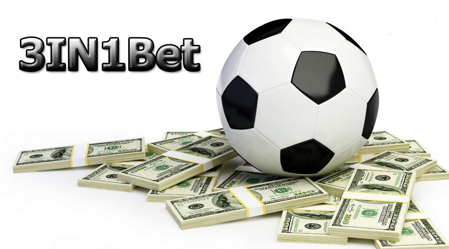 Nhà cái cá cược bóng đá trực tuyến 3IN1BET