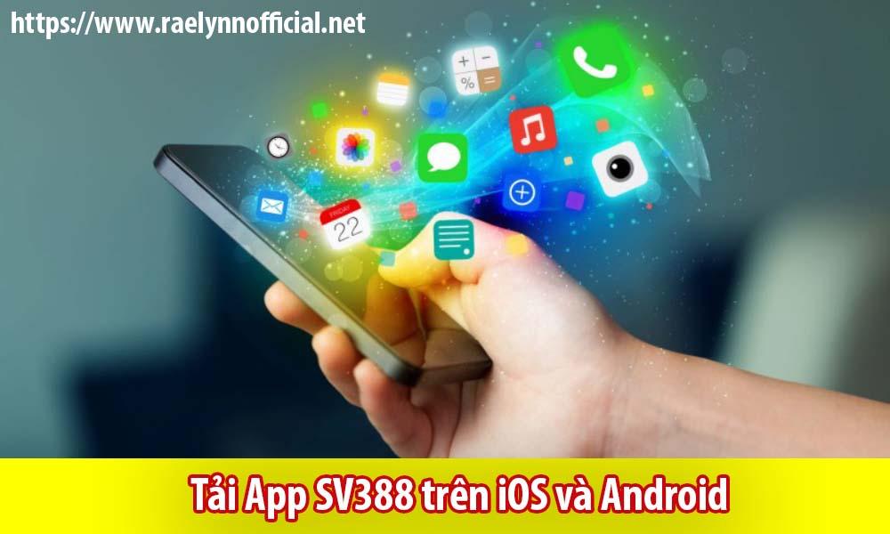 Tải App SV388 trên iOS và Android